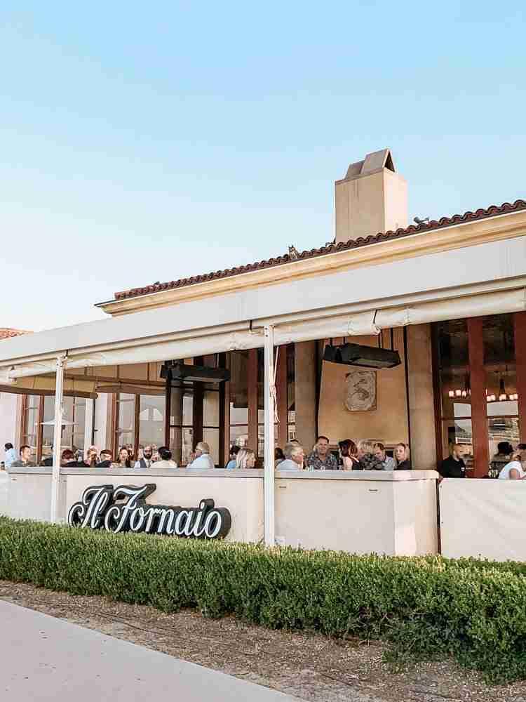 Il Fornaio Restaurant things to do on Coronado Island