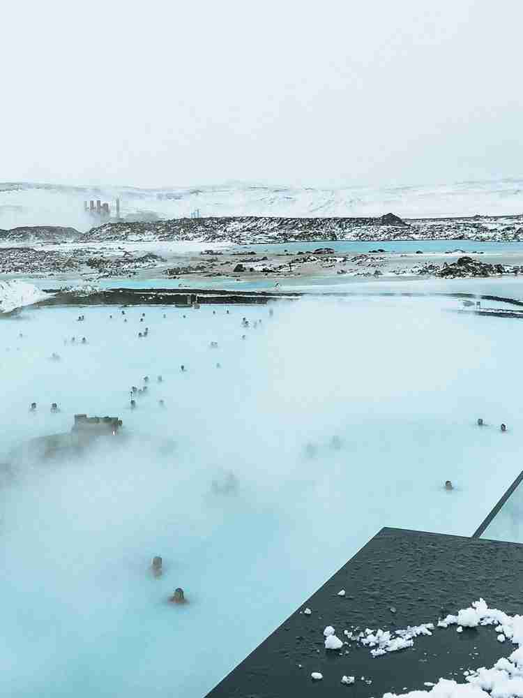 Plan your trip and go to Iceland's Blue Lagoon