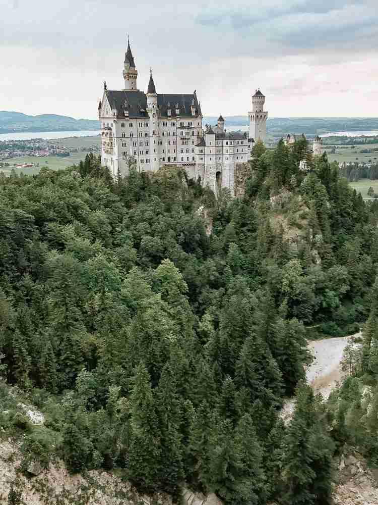 Plan your trip for visiting Neuschwanstein Castle