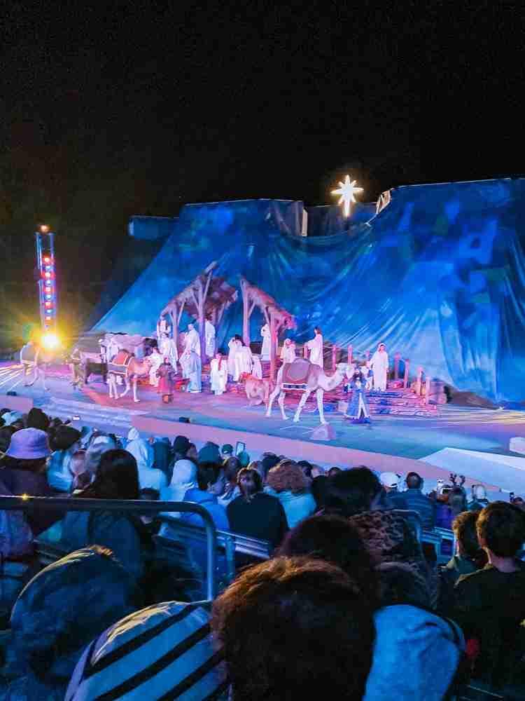 SeaWorld San Diego Christmas Show