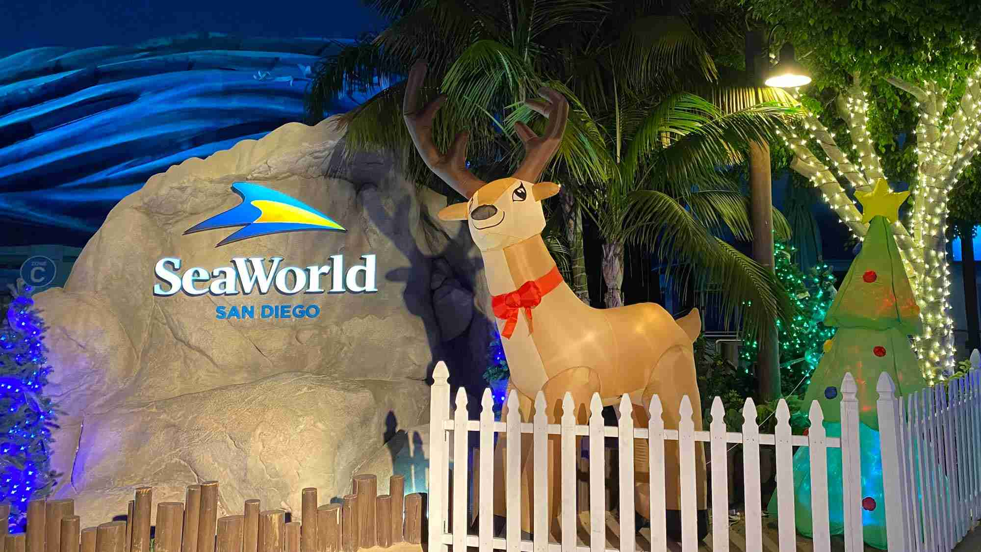 SeaWorld San Diego Christmas Events